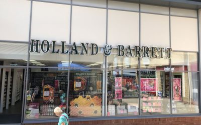 Holland and Barrett take new unit in Chequers Shopping Centre in Huntingdon