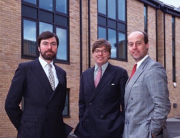 Financial Director Graham Humphrey retires