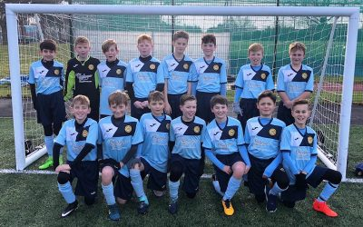 Churchmanor sponsors Stanway Rovers youth team