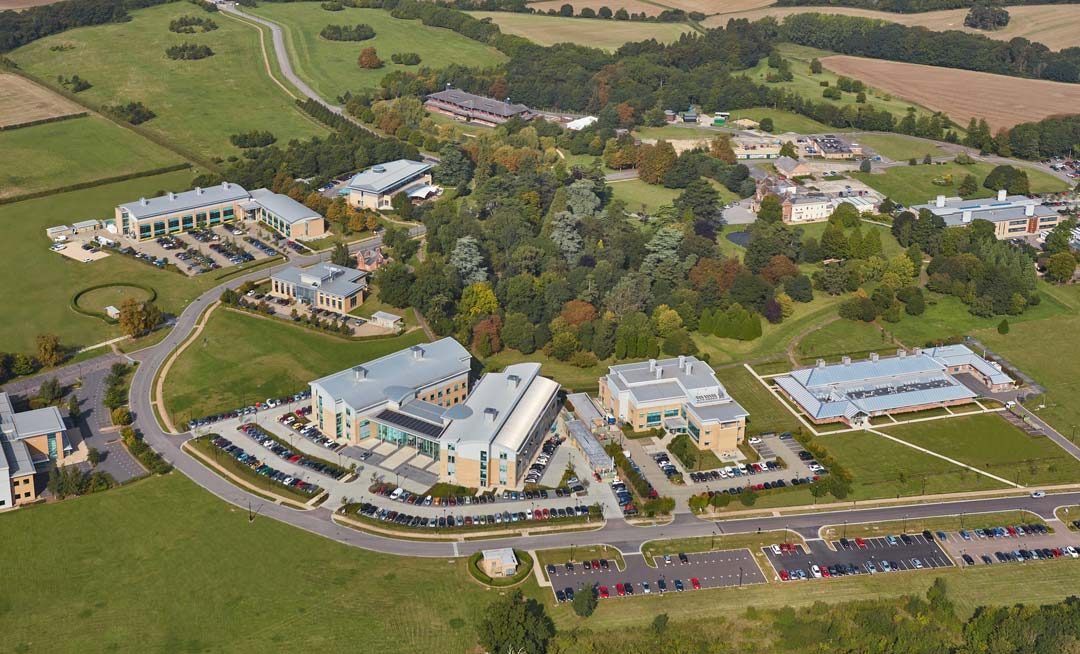 Construction start date confirmed for the Newnham Building at Chesterford Research Park