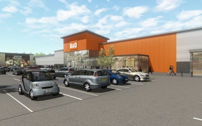Stane Retail Park planning permission approved!