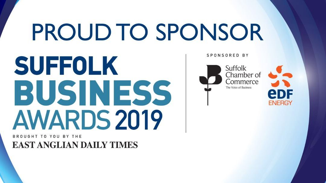 Churchmanor sponsors Suffolk Business Awards