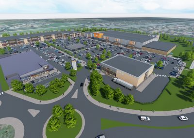 Stane Retail Park, Colchester
