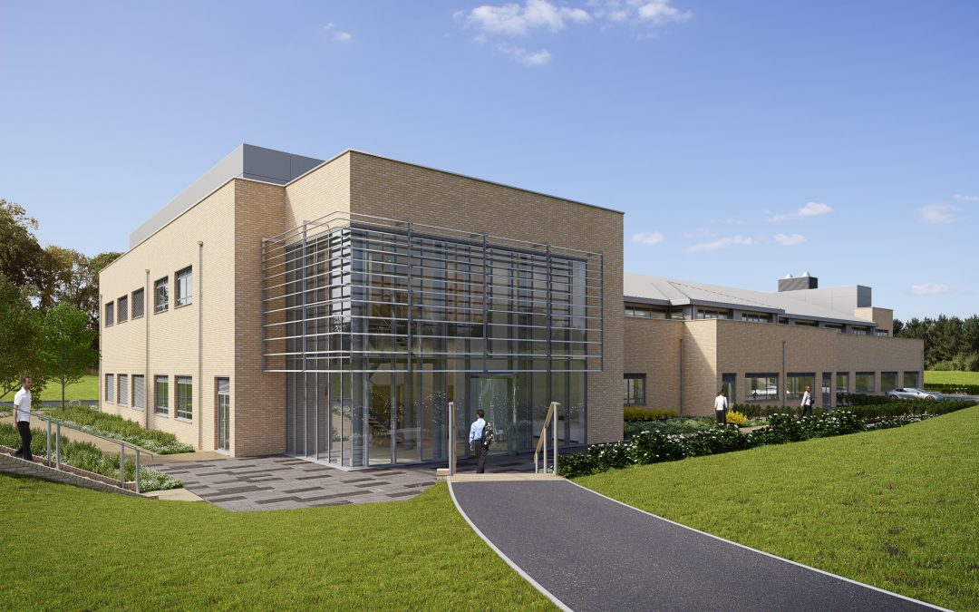 Isomerase secures first pre-let within the Newnham Building at Chesterford Research Park