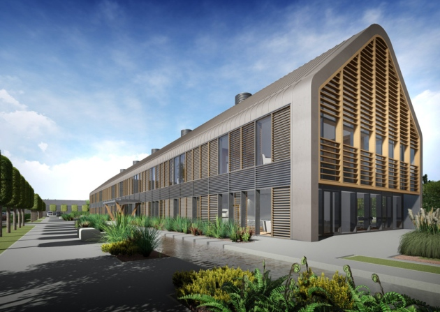 Hopkins Homes reveal plans for huge new headquarters at Suffolk Business Park