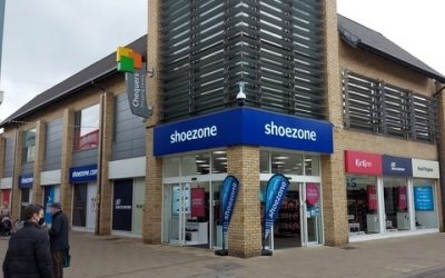 Shoezone to join Chequers Shopping Centre, Huntingdon